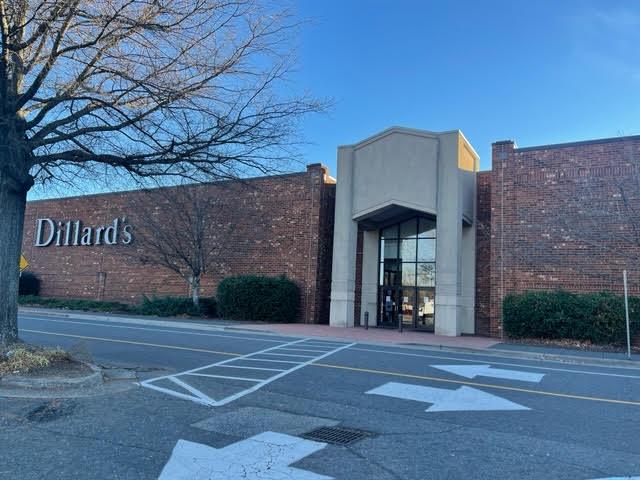 Dillard's Hanes Mall Winston-Salem North Carolina