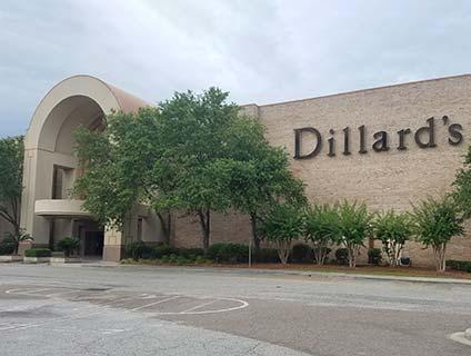 Dillard's Citadel Mall Charleston South Carolina