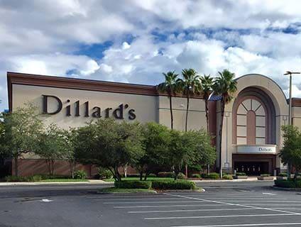 Dillard's Westfield Citrus Park Tampa Florida
