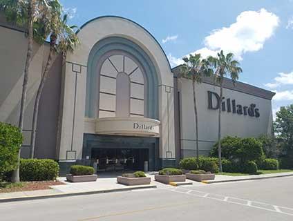 Dillard's Edison Mall Ft. Myers Florida