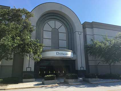 Dillard's Oviedo Mall Oviedo Florida