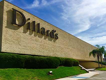 Dillard's Orange Park Mall Orange Park Florida