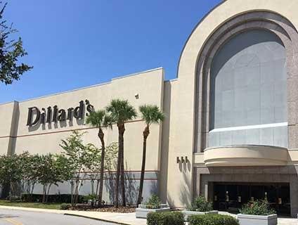Dillard's The Avenues Jacksonville Florida