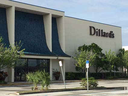 Dillard's Volusia Mall Daytona Beach Florida