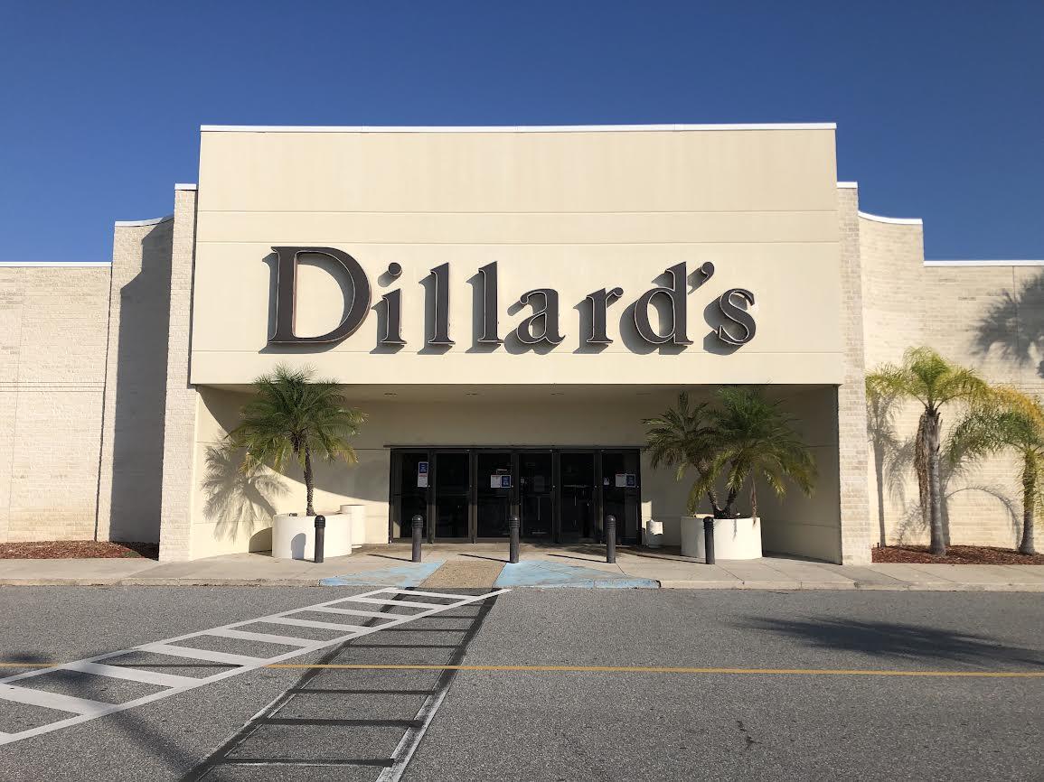 Dillard's Melbourne Square Melbourne Florida