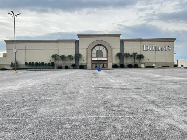 Dillard's The Shoppes At Bel Air Mobile Alabama