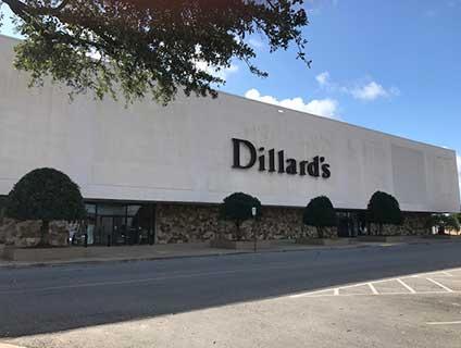 Dillard's Cordova Mall Pensacola Florida