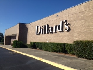 Dillard's Santa Rosa Mall Mary Esther Florida