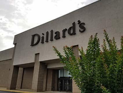 Dillard's Albany Mall Albany Georgia
