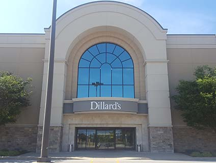 Dillard's St Clair Square Fairview Heights Illinois