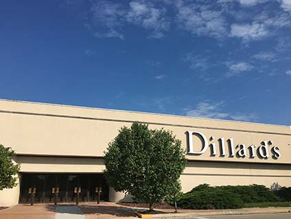 Dillard's Columbia Mall Columbia Missouri