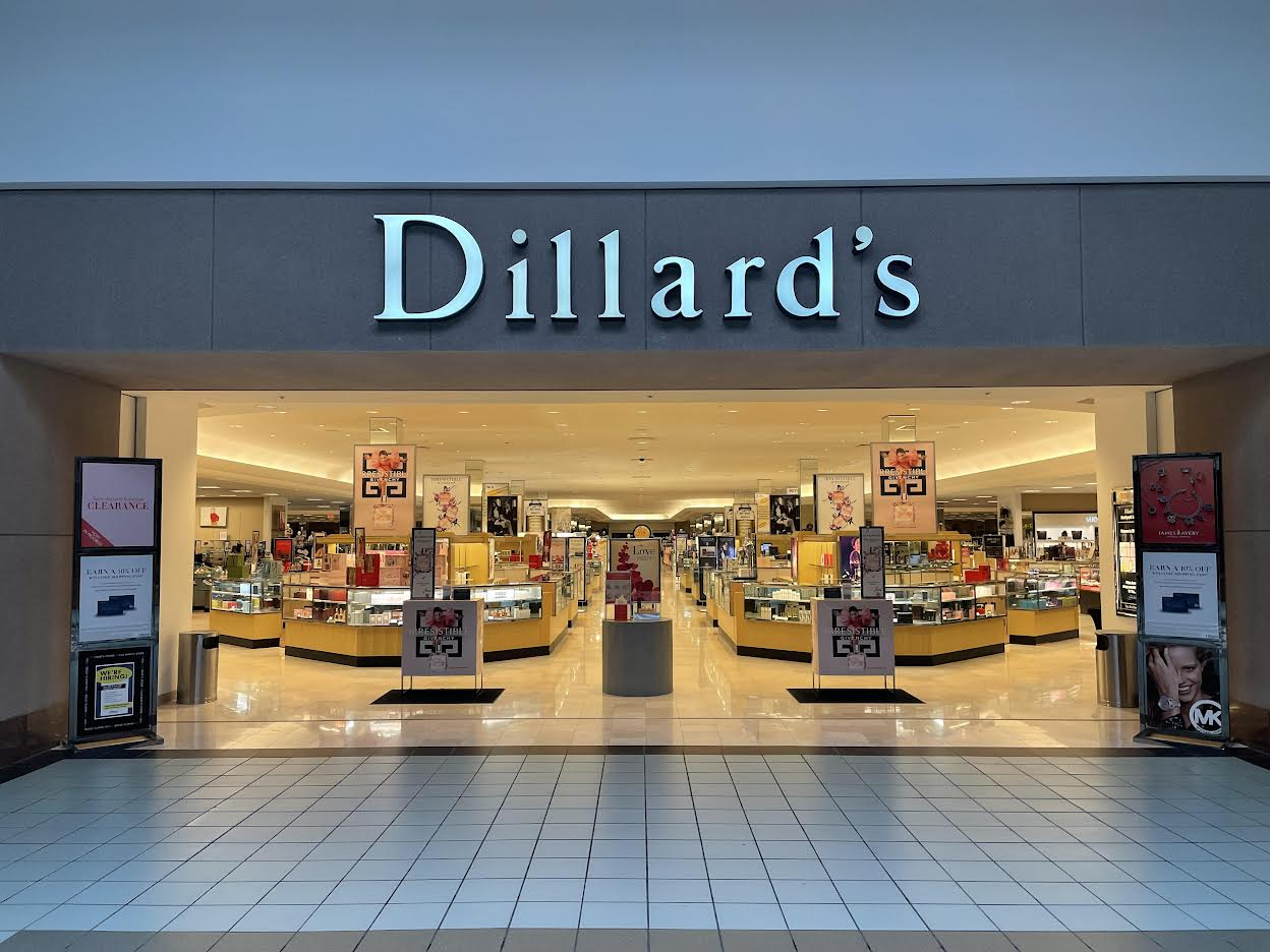 Dillard's Northpark Mall Davenport Iowa