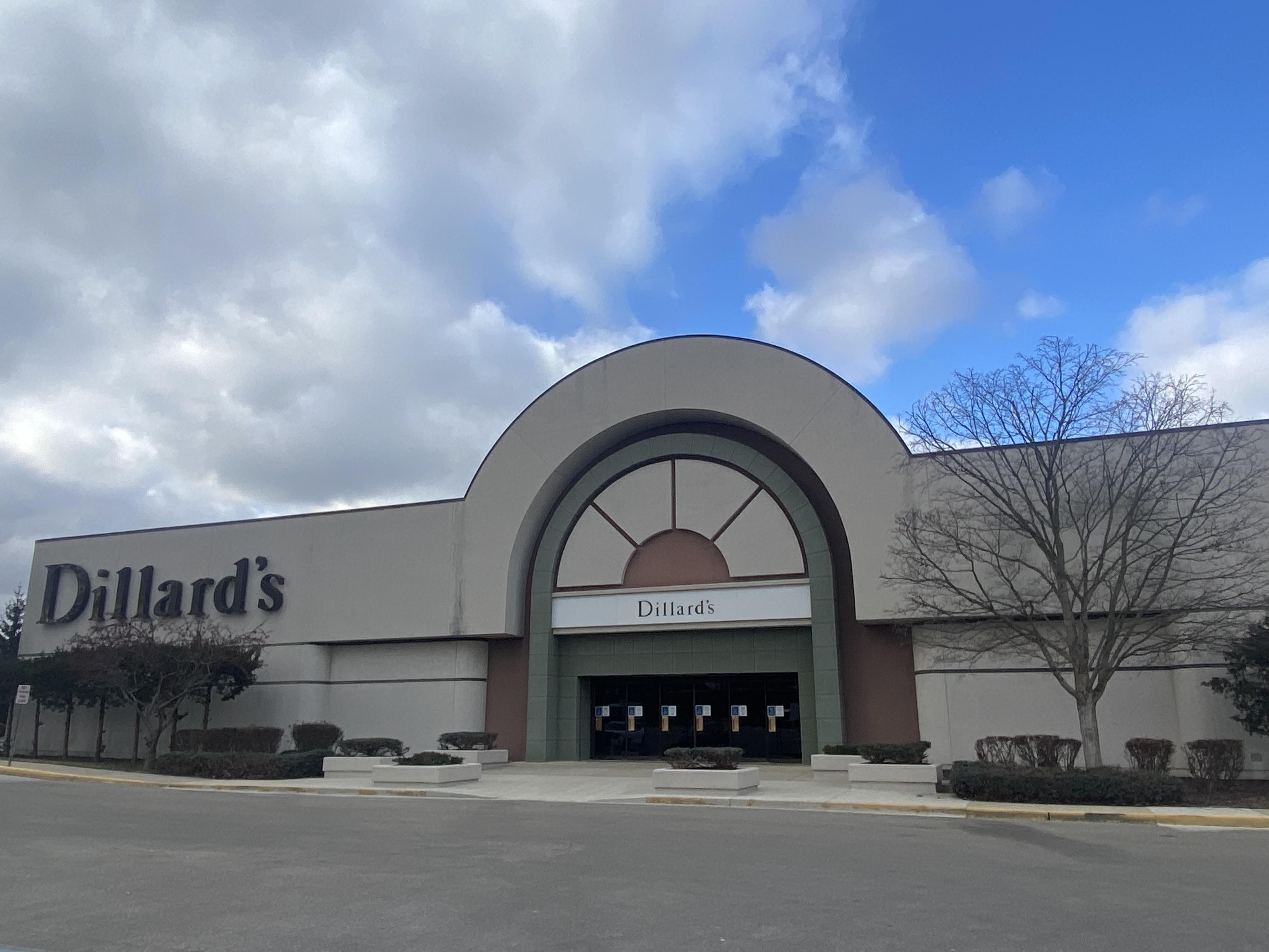 Dillard's Richmond Square Richmond Indiana
