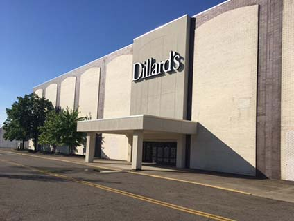 Dillard's Summit Mall Akron Ohio