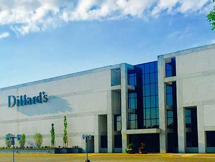 Dillard's Franklin Park Mall Toledo Ohio