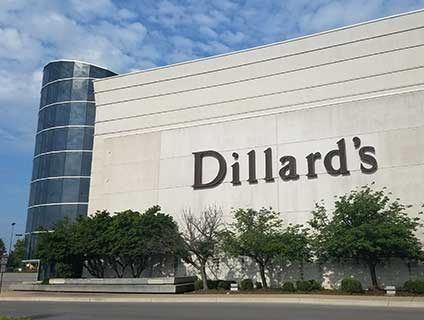 Dillard's Fayette Mall Lexington Kentucky
