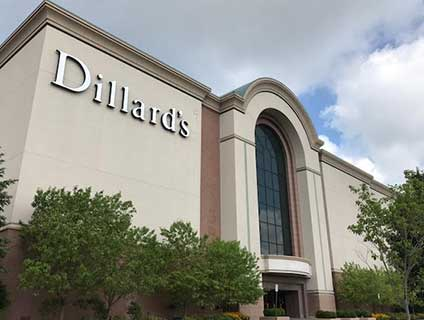 Dillard's Jefferson Mall Louisville Kentucky