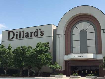 Dillard's Northwest Arkansas Plaza Fayetteville Arkansas