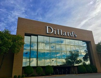 Dillard's Mccain Mall North Little Rock Arkansas