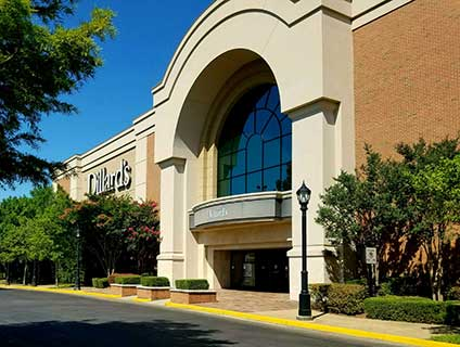 Dillard's Carriage Crossing Collierville Tennessee