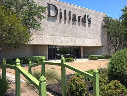 Dillard's North Park Ridgeland Mississippi