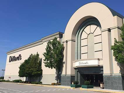 Dillard's Rivergate Mall Goodlettsville Tennessee