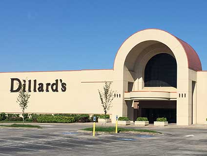 Dillard's Coolsprings Galleria Franklin Tennessee
