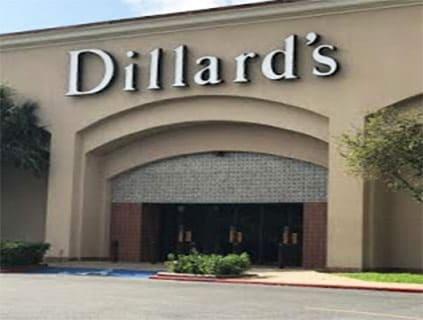 Dillard's Valle Vista Mall Harlingen Texas