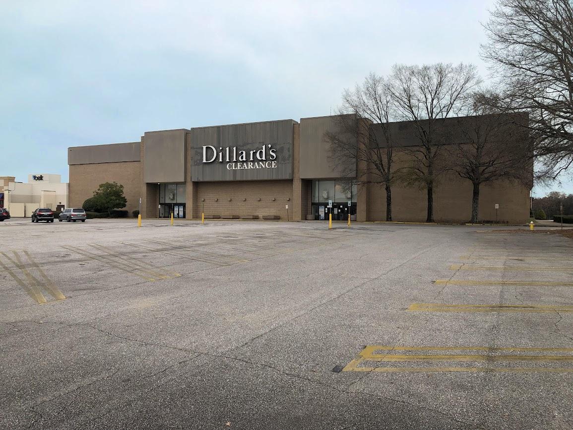 Dillard's Eastdale Mall Montgomery Alabama