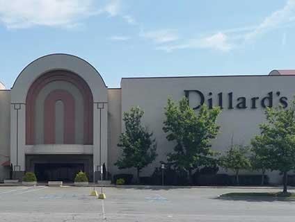 Dillard's Oak Hollow Mall High Point North Carolina