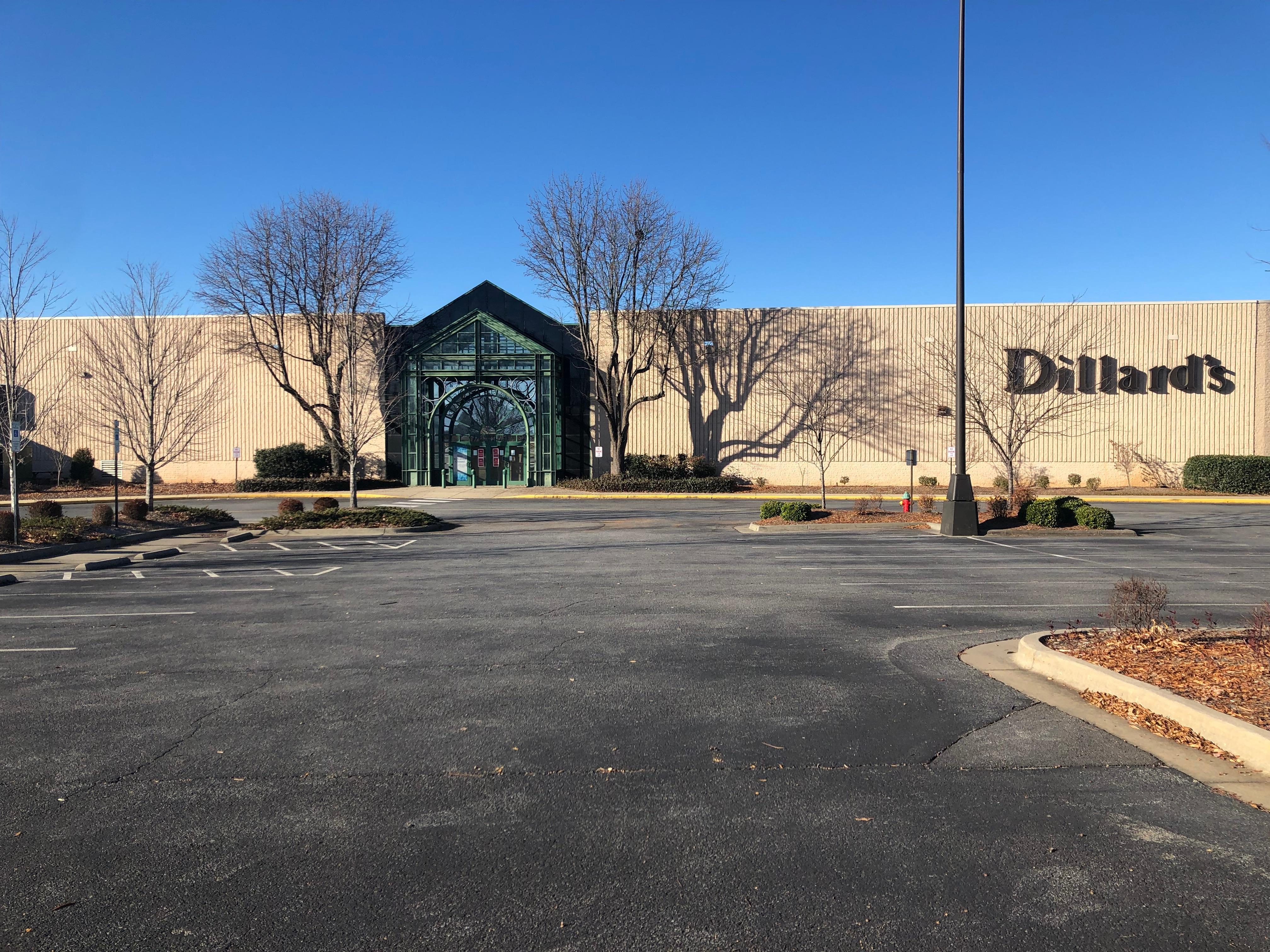 Dillard's Asheville Outlets Asheville North Carolina