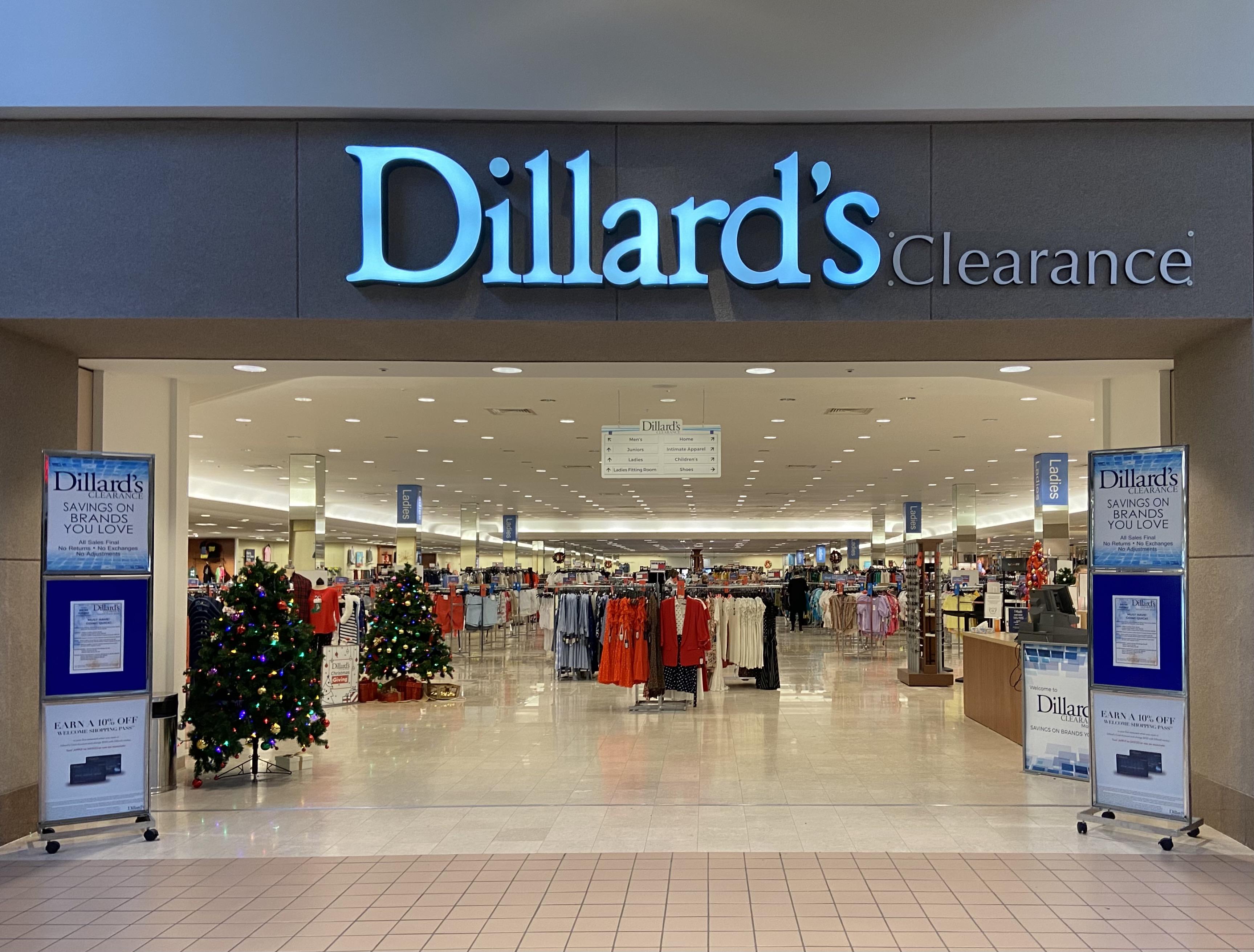 Dillard's Southpark Mall Moline Illinois