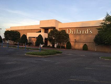Dillard's Cortana Mall Baton Rouge Louisiana