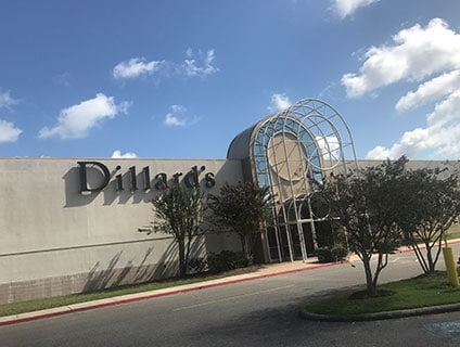 Dillard's North Shore Square Slidell Louisiana