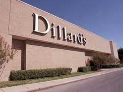 Dillard's Golden Triangle Mall Denton Texas