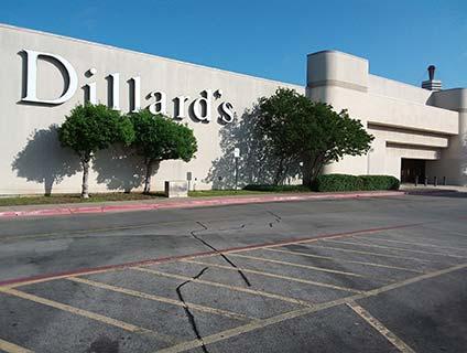 Dillard's Town East Center Mesquite Texas