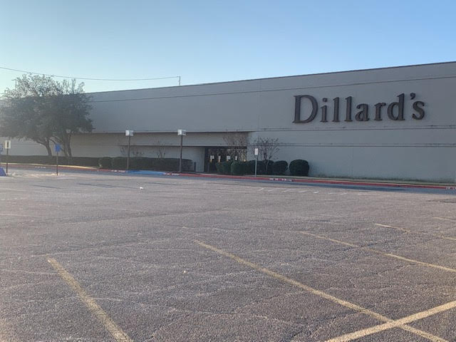 Dillard's Midway Mall Sherman Texas
