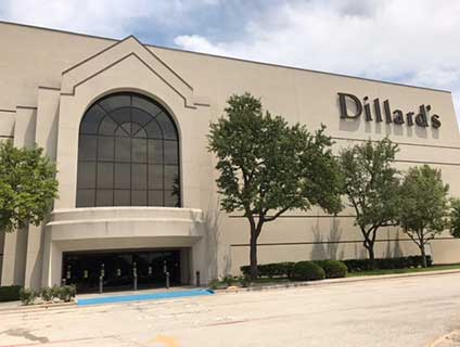 Dillard's The Parks At Arlington Arlington Texas