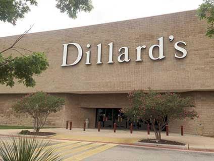 Dillard's Barton Creek Square Austin Texas
