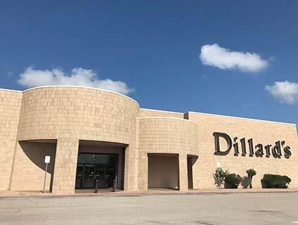 Dillard's Victoria Mall Victoria Texas