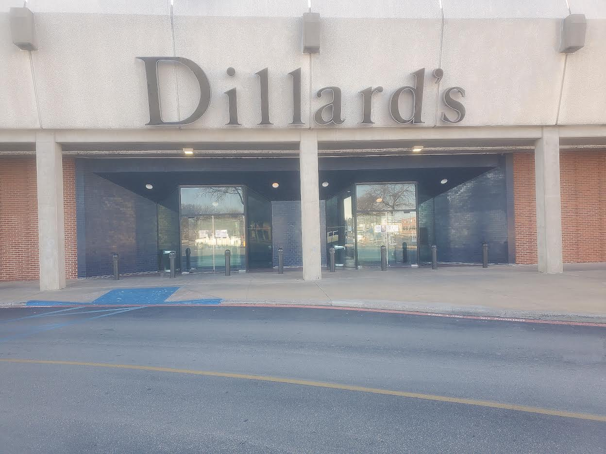 Dillard's Sikes Senter Wichita Falls Texas