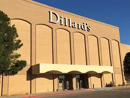 Dillard's South Plains Mall Lubbock Texas