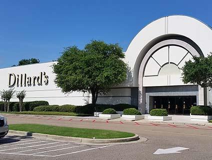 Dillard's Turtle Creek Mall Hattiesburg Mississippi