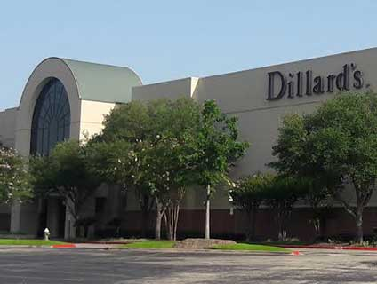 Dillard's The Woodlands Mall The Woodlands Texas