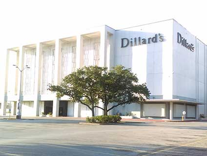 Dillard's Post Oak Houston Texas