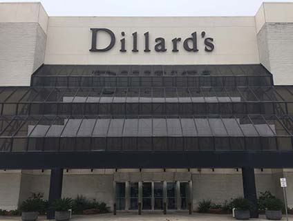 Dillard's Deerbrook Mall Humble Texas