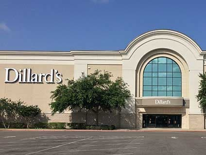 Dillard's Parkdale Mall Beaumont Texas