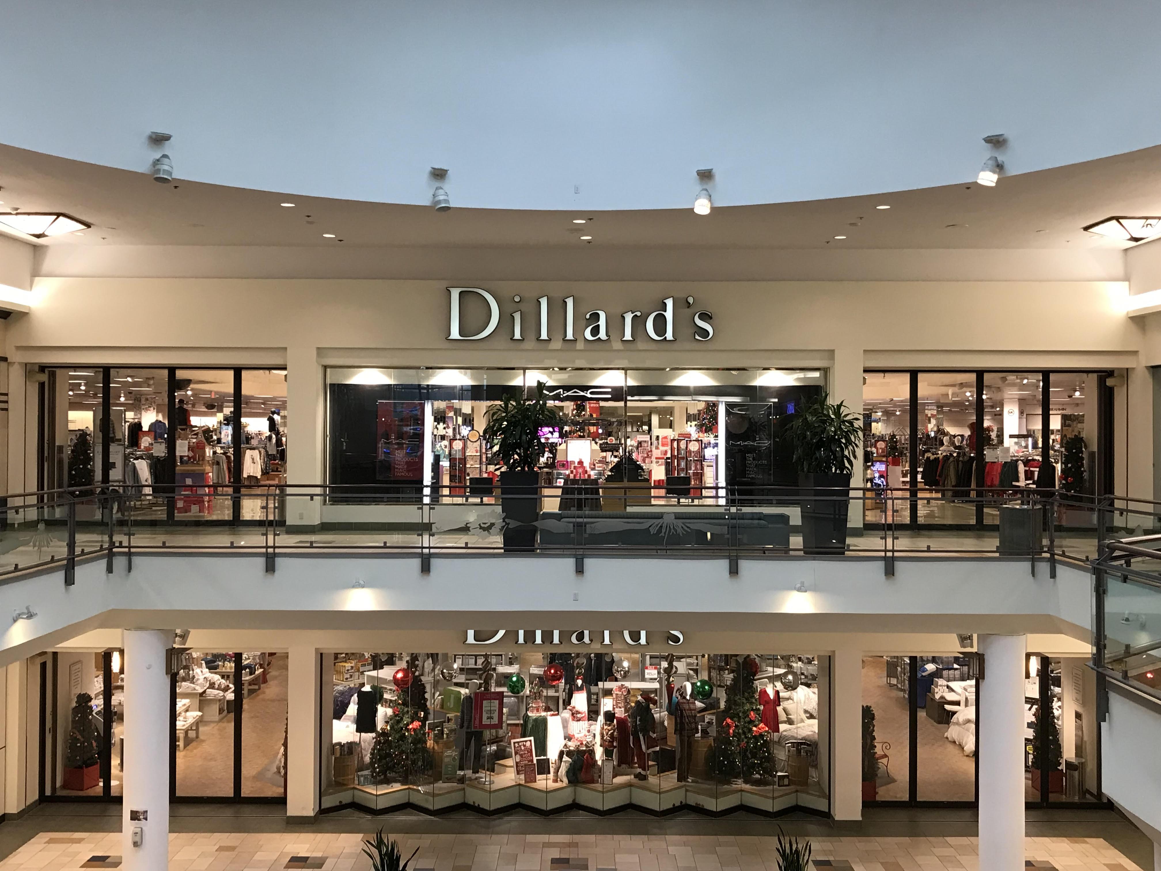 Dillard's Quail Springs Mall Oklahoma City Oklahoma