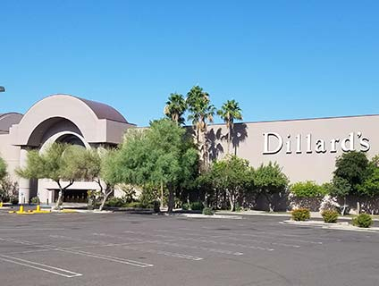Dillard's Superstition Springs Mall Mesa Arizona