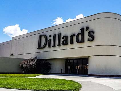 Dillard's Animas Valley Mall Farmington New Mexico